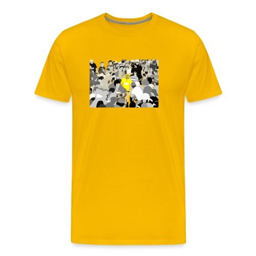 Tour - heren - Mannen Premium T-shirt