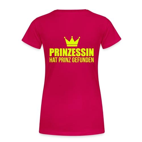 Frauen Girlieshirt Jungesellinnenabschied - Frauen Premium T-Shirt