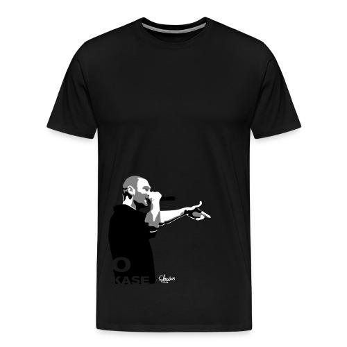 Camiseta Kase O Hombre TG - Camiseta premium hombre