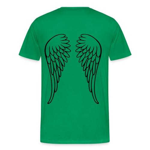 wings - Mannen Premium T-shirt