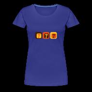 T-Shirts ~ Frauen Premium T-Shirt ~ Shroom Lounge - T-Shirt