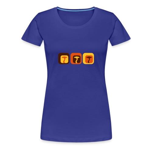Shroom Lounge - T-Shirt - Frauen Premium T-Shirt