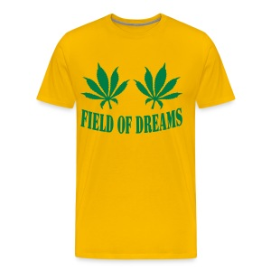 Field of Dreams - Männer Premium T-Shirt