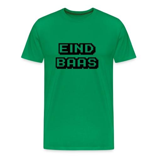 eindbaas - Mannen Premium T-shirt