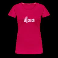 T-Shirts ~ Frauen Premium T-Shirt ~ Stilbruch-Fanshirt (F)