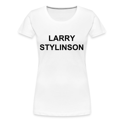 Larry Stylinson t-shirt - Women's Premium T-Shirt