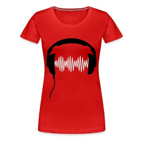 Damen Thehousebeatz T-shirt - Frauen Premium T-Shirt