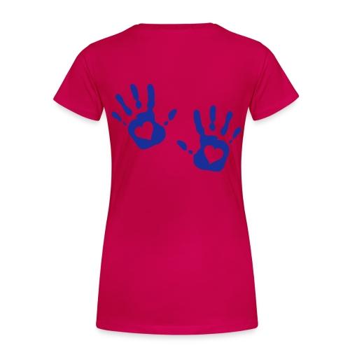 TOUCH ME - Maglietta Premium da donna