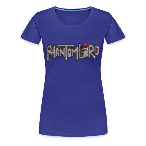 Girl Red Logo - Women's Premium T-Shirt