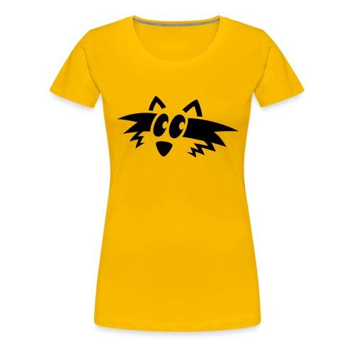 Raccoon2.0 - Frauen Premium T-Shirt