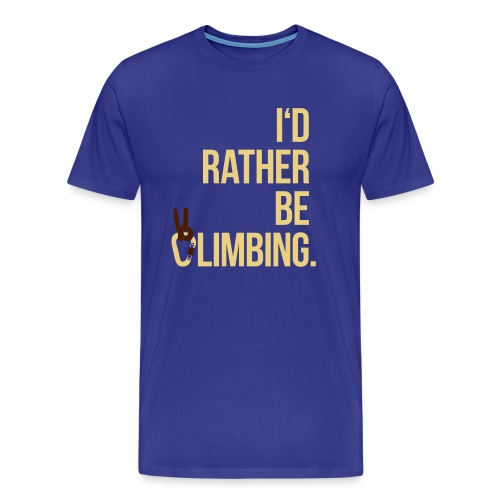 I'dRBC - Men turquoise - Männer Premium T-Shirt