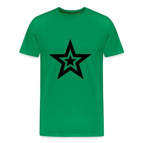 TRISTAR - Maglietta Premium da uomo