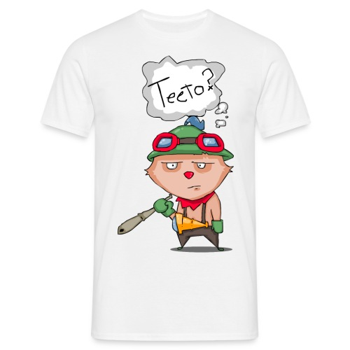 Teeto? - Men's T-Shirt