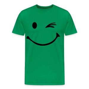 Smiley: t-Shirt - Men's Premium T-Shirt