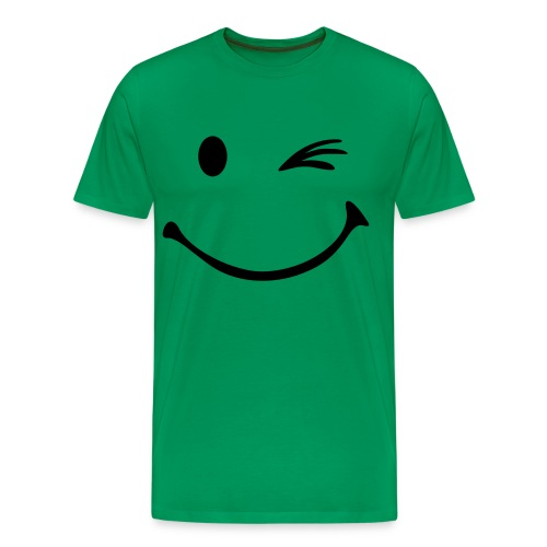 Smiley: t-Shirt - Men's Premium T-Shirt