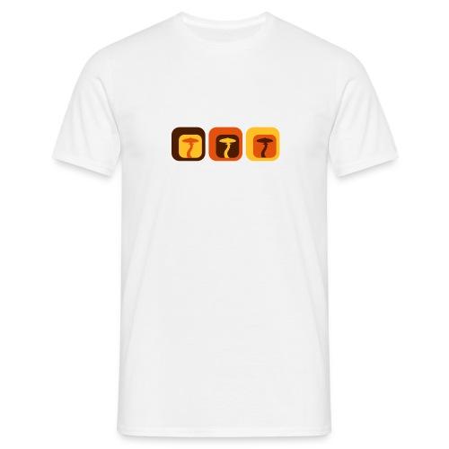 Shroom Lounge - T-Shirt - Männer T-Shirt