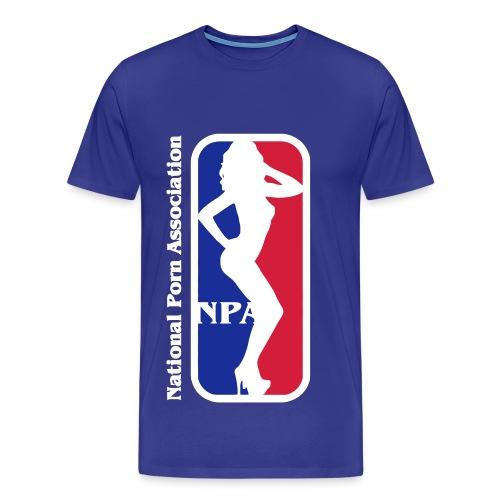 NPA - Männer Premium T-Shirt