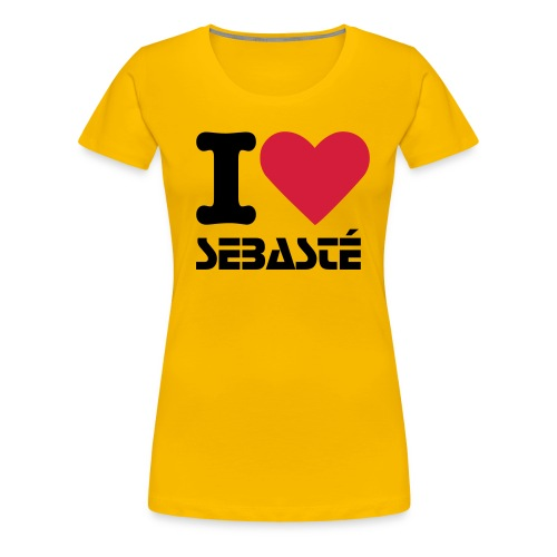 Sebasté Girl Shirt - Frauen Premium T-Shirt