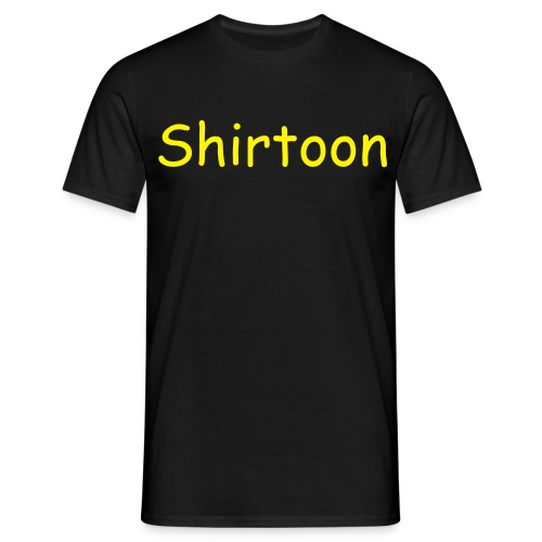 Shirtoon - Männer T-Shirt