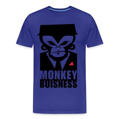 Monkey Business - Männer Premium T-Shirt