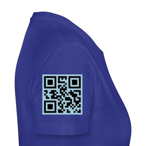 Shirt-Barcode - Frauen Premium T-Shirt