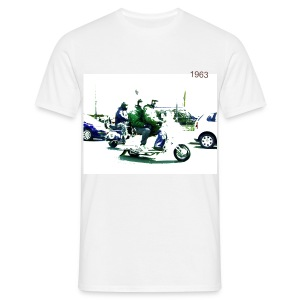 Our Generation/Mods On Tour - Men's T-Shirt