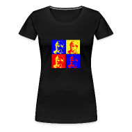 T-Shirts ~ Women's Premium T-Shirt ~ Stane War-hol (female)