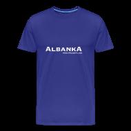 T-Shirts ~ Men's Premium T-Shirt ~ Albanka