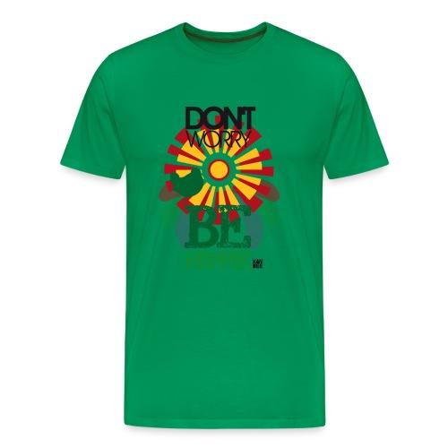 Be Hippie - Männer Premium T-Shirt