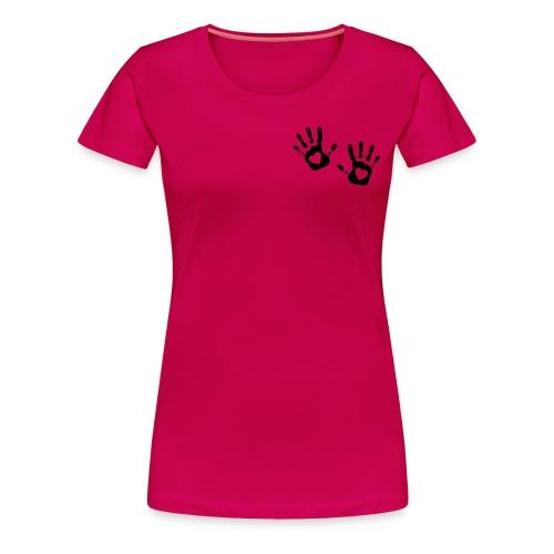 luxury hand - T-shirt Premium Femme