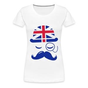 Engeland - Vrouwen Premium T-shirt