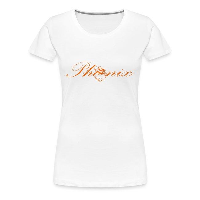 Phoenix - t-shirt donna