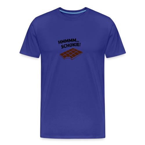 Werbeshirt - Männer Premium T-Shirt