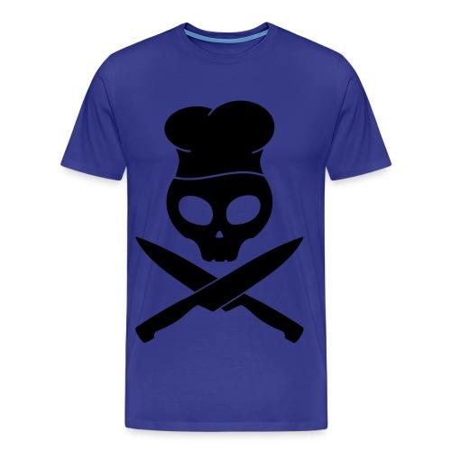 skull - Mannen Premium T-shirt