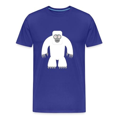 Yeti T-Shirt - Männer Premium T-Shirt