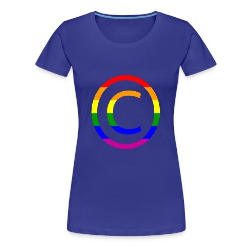 (C)-shirt - Frauen Premium T-Shirt