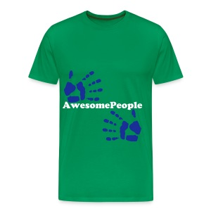 AwesomePeople T-Shirt - Men's Premium T-Shirt