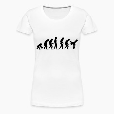 kickboxing_evolution T-Shirts