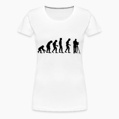 kameramann_evolution T-Shirts