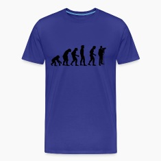 photographer evolution T-Shirts