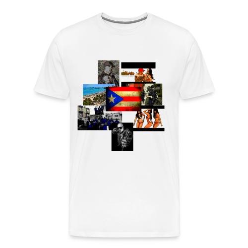 t-shirt vivapr unisex var col - Maglietta Premium da uomo