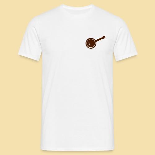 Menshirt: Banjolele (Motiv: braun) - Männer T-Shirt
