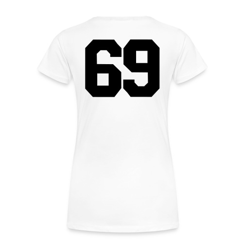 Tee shirt basique Femme 69 - T-shirt Premium Femme