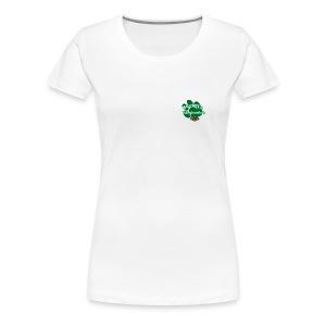 Steffis Hundesalon Frauenshirt Motiv 1 - Frauen Premium T-Shirt