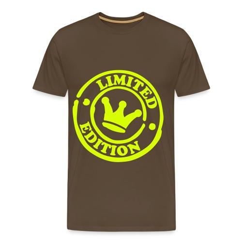 LIMITED EDITION ! - Men's Premium T-Shirt