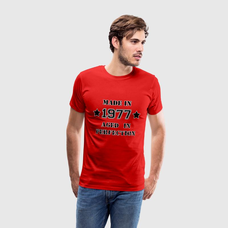 Made in 1977 T-Shirts - Men's Premium T-Shirt