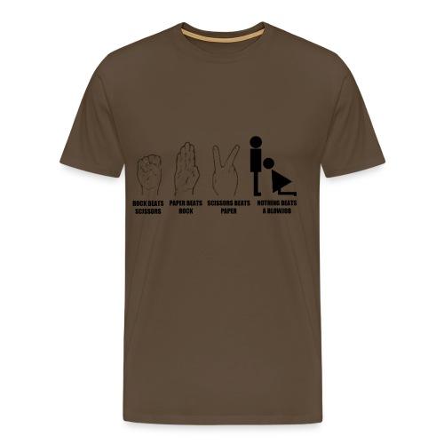 Unbeatable - Men's Premium T-Shirt