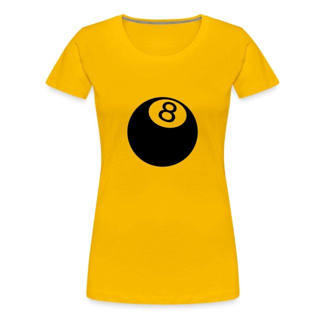 8 Ball Womens Shirt