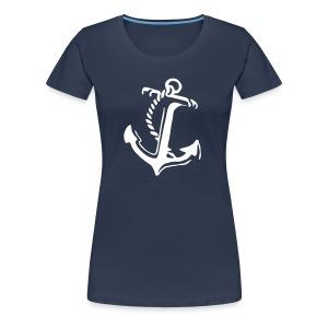 Lady Anker - Frauen Premium T-Shirt