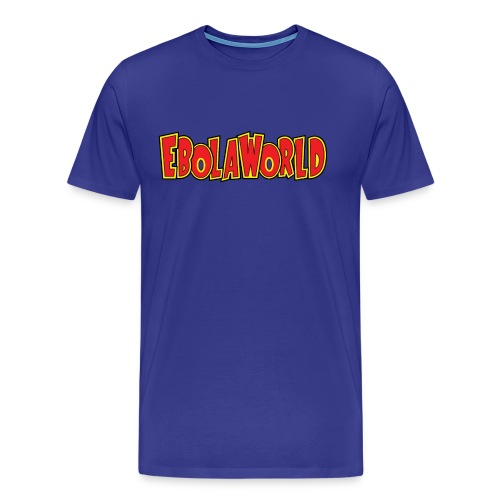 EBOLAWORLD - Men's Premium T-Shirt